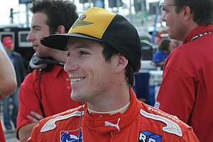 IndyCar Wade Cunningham Makes Series Debut at Texas