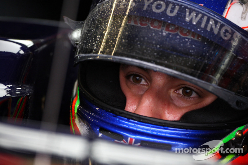Toro Rosso Canadian GP Friday Practice Report