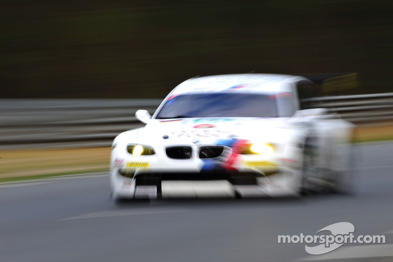 BMW Le Mans Hour 3 Report