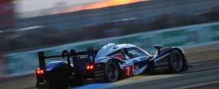 Le Mans Peugeot Le Mans Hour 6 Report