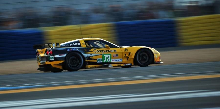 Corvette Racing Le Mans 24H Race Report