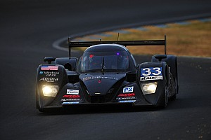 Le Mans Honda Racing Le Mans 24H Race Report