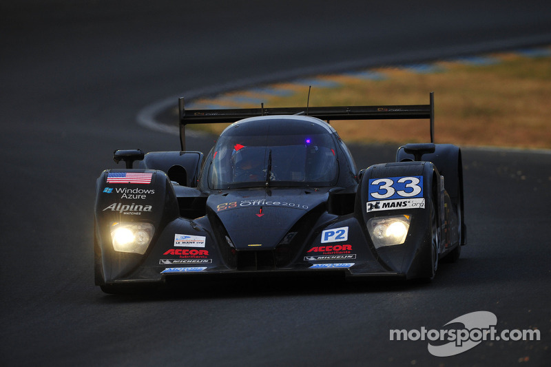 Honda Racing Le Mans 24H Race Report