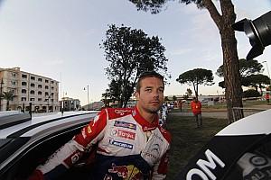 WRC WRC Acropolis Rally Shakedown Report