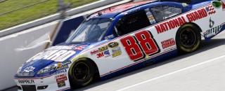 NASCAR Cup Earnhardt Jr. - Michigan Friday Media Visit