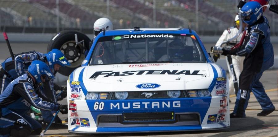 Roush Fenway Racing Michigan Nationwide Race Report