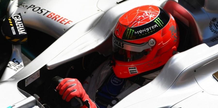 Mercedes Aim For Progress at European GP In Valencia