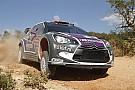 Van Merksteijn Motorsport Retires From Acropolis Rally