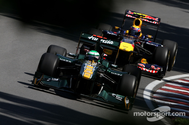 Team Lotus Duo Optimistic About European GP At Valencia