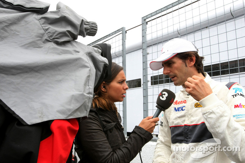De La Rosa To Stay In F1 Until 'Too Old'