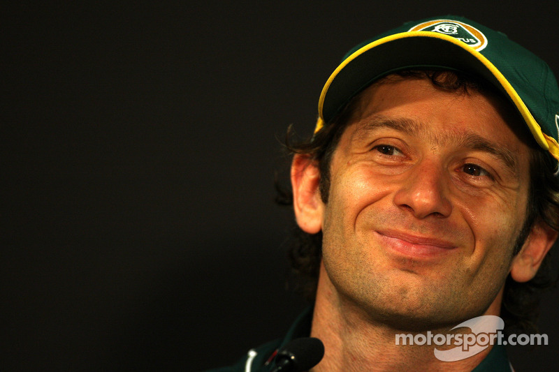 Trulli Denies Eyeing Le Mans Switch For 2012