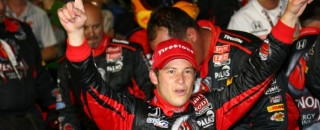 IndyCar Marco Andretti Earns IndyCar Victory At Iowa Speedway