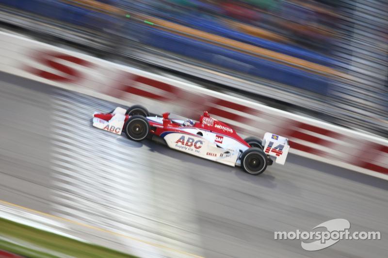 AJ Foyt Racing Iowa Race Report