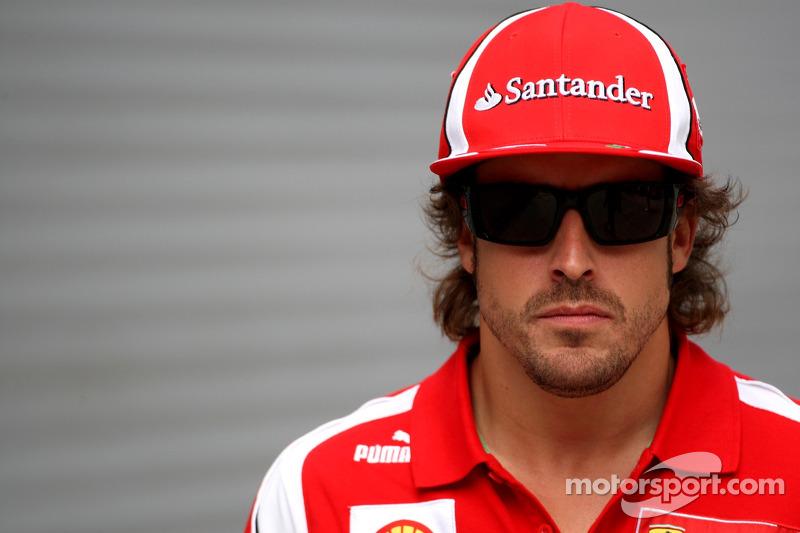 Hamilton, Alonso, Write Off 2011 Championship