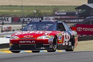 NASCAR Cup Tony Stewart Infineon Race Report