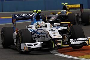 FIA F2 Barwa Addax Team Valencia Race 1 Report
