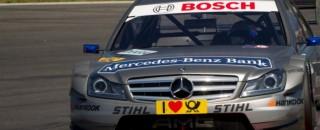 DTM Mercedes Looking Forward To DTM Race At Norisring