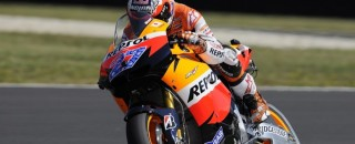 MotoGP Stoner Sets Record Pace in Mugello For MotoGP Italian GP