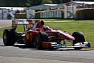 Ferrari Goodwood Festival of Speed Summary