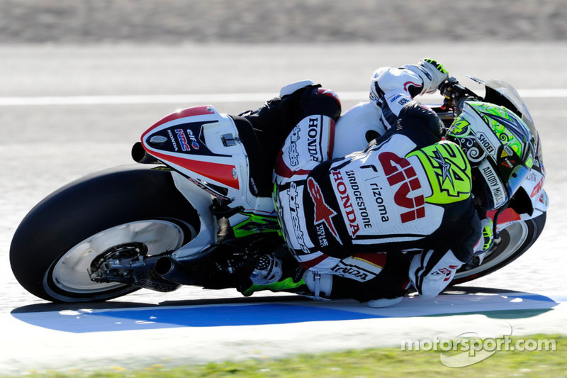 LCR Honda Italian GP Race Report