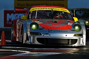 ALMS ALMS Series Lime Rock Park News On Flying Lizard, Porsche
