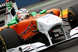 Formula 1 Force India Considered KERS Axe For Silverstone