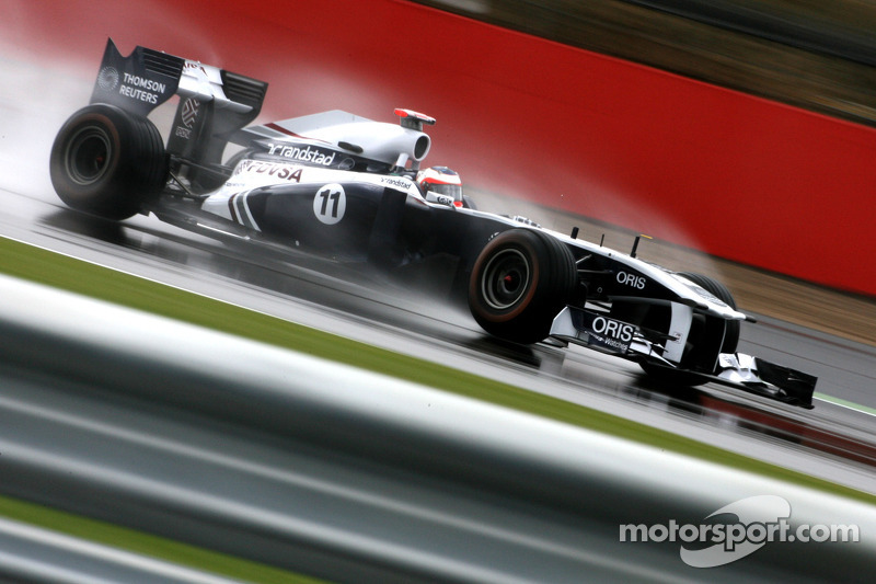 Williams Undecided About Keeping 'Superb' Barrichello