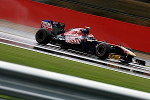 Formula 1 Toro Rosso British GP - Silverstone Qualifying Report