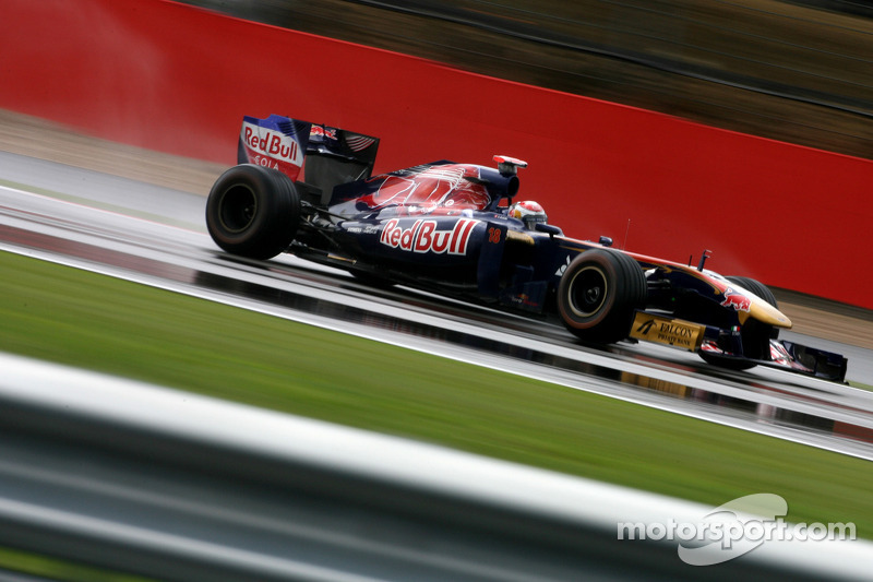 Toro Rosso British GP - Silverstone Qualifying Report