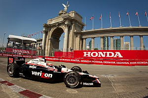 IndyCar Firestone Racing Toronto Qualifying Report