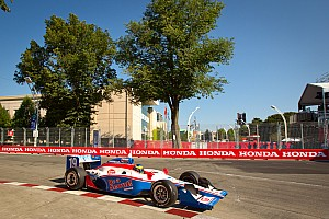 IndyCar Dale Coyne Racing Toronto Qualifying Report