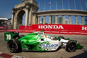 IndyCar HVM Racing Toronto Race Report