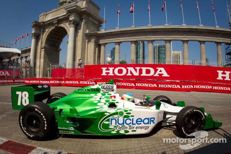HVM Racing Toronto Race Report