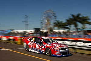 Supercars Team BOC Townsville 400 Sunday Report