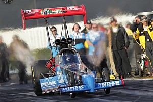 NHRA TJ Zizzo Joliet Final Report
