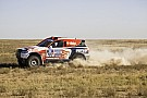 BMW X-raid Dakar Series Silk Way Rally Day 3 Report