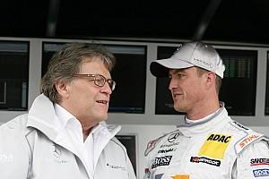 DTM Mercedes Race Report Munich Show Event
