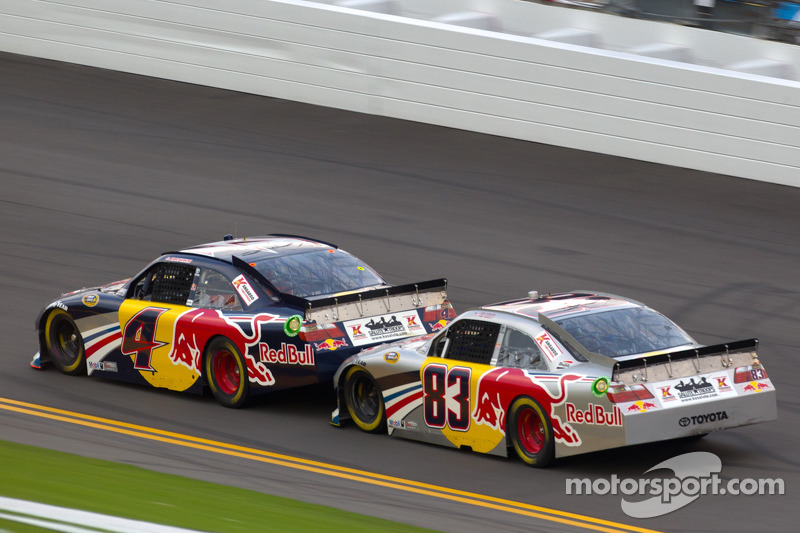 Red Bull Racing Team Loudon 301 Race Report