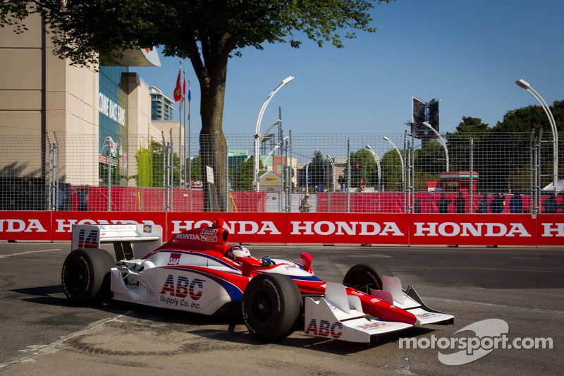 Honda Partners With AJ Foyt Racing For 2012