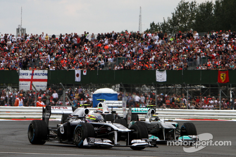 2011 Rules Have Doubled Overtaking - Analysis