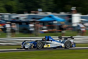 ALMS Core Autosport Powers Up For Mosport