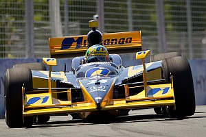 IndyCar Dreyer & Reinbold Racing Prepared For Edmonton