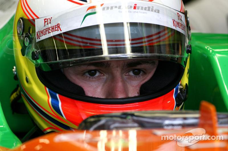 Force India German GP - Nurburgring Friday Practice Report