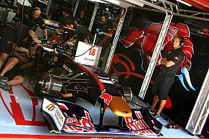 Formula 1 Toro Rosso Report - Buemi To Start From The Back Of The Grid