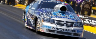 NHRA NHRA Series Denver Saturday Qualifying Report