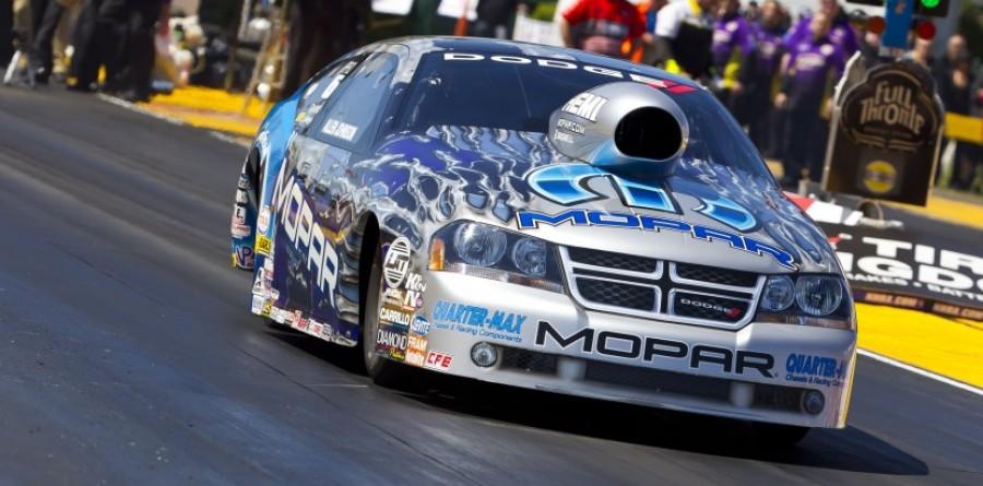 NHRA Series Denver Saturday Qualifying Report