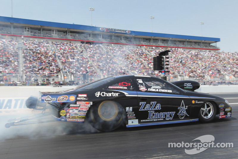 Erica Enders Denver Saturday Report