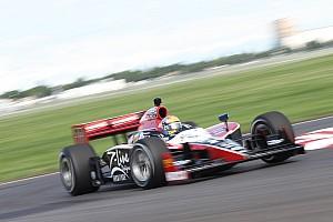 IndyCar Justin Wilson Edmonton Race Report
