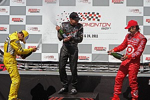 IndyCar IndyCar Series Edmonton Race Report