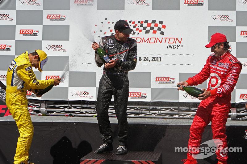 IndyCar Series Edmonton Race Report